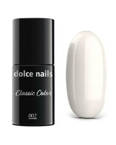 DOLCE NAILS Classic Color 002 lakier hybrydowy 6ml