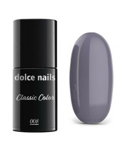 DOLCE NAILS Classic Color 008 lakier hybrydowy 6ml