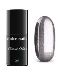 DOLCE NAILS Classic Color 009 lakier hybrydowy 6ml