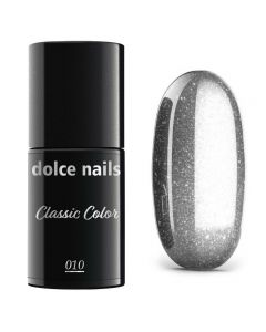 DOLCE NAILS Classic Color 010 lakier hybrydowy 6ml