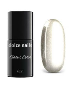 DOLCE NAILS Classic Color 012 lakier hybrydowy 6ml