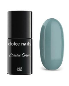 DOLCE NAILS Classic Color 015 lakier hybrydowy 6ml