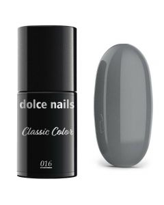 DOLCE NAILS Classic Color 016 lakier hybrydowy 6ml