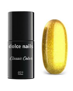 DOLCE NAILS Classic Color 019 lakier hybrydowy 6ml