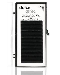 DOLCE LASHES Mink D 0,07 12mm rzęsy