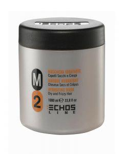 ECHOSLINE M2 maska do włosów suchych 1000ml