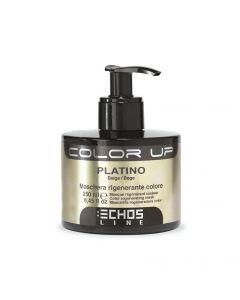 ECHOSLINE Color Up Platino maska koloryzująca BEŻ 250ml