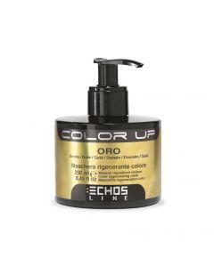 ECHOSLINE Color Up Oro maska koloryzująca ZŁOTO 250ml