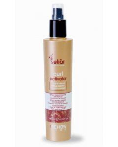 SELIAR Curl aktywator spray do włosów kręconych 200ml