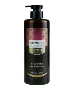 ARGANICARE Coconut szampon do włosów suchych 1000ml