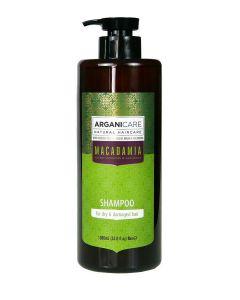 ARGANICARE Macadamia szampon do włosów suchych 1000ml
