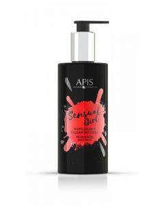 APIS Sensual Girl nawilżający balsam do ciała 300ml