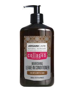 ARGANICARE Collagen odżywka bez spłukiwania do włosów suchych 400ml