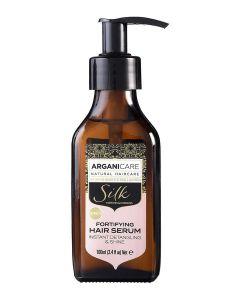ARGANICARE Silk serum rozplątujące z jedwabiem 100ml