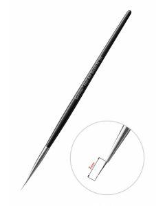 SEMILAC Nail Art Brush N 01 Pędzelek do zdobień