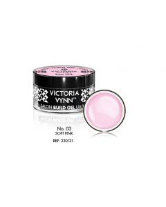 VICTORIA VYNN No. 03 Soft Pink Żel budujący 15ml