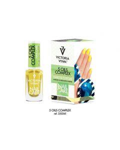 Victoria Vynn 5 Oil Complex Oliwka do skórek i paznokci 9ml