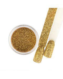 Glazing effect GOLD - pyłek do paznokci