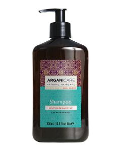 ARGANICARE Shea Butter szampon do włosów suchych 400ml