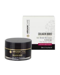 ARGANICARE Collagen Boost krem przeciwzmarszczkowy 50ml