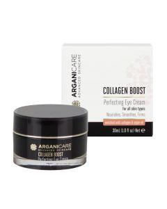 ARGANICARE Collagen Boost krem przeciwzmarszczkowy pod oczy 30ml