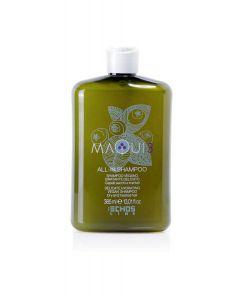 ECHOSLINE MAQUI 3 Hydrating Vegan Shampoo, Dry and treated Hair 385ml