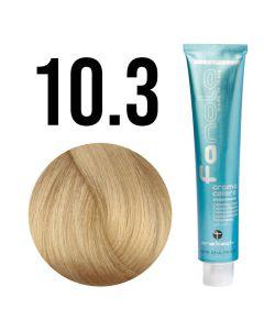 FANOLA 10.3 farba do włosów 100ml
