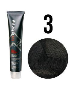 INEBRYA 3 farba do włosów 100ml
